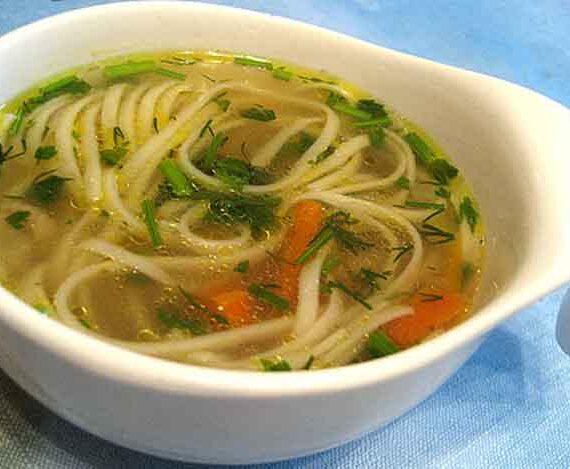 Простые и вкусные рецепты супов
