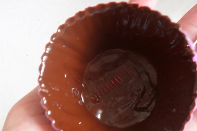 формочки для шоколадных сырков